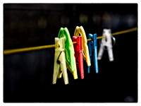 Various Cloths-pegs