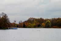 Over the Serpentine